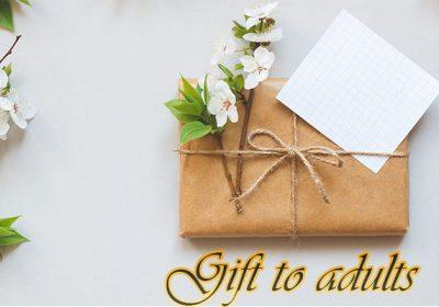 เทคนิคการเลือกให้ ของขวัญให้กับผู้ใหญ่