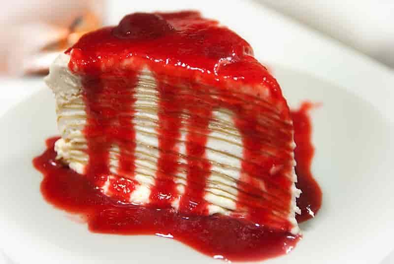 ประเภทของขนมเค้กที่ได้รับความนิยมในประเทศไทย